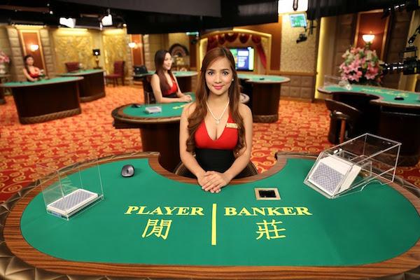 บาคาร่าสด - Asian Casino Top 10