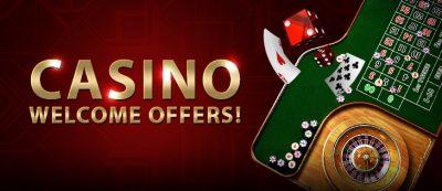 โบนัสต้อนรับคาสิโน - Asian Casino Top 10